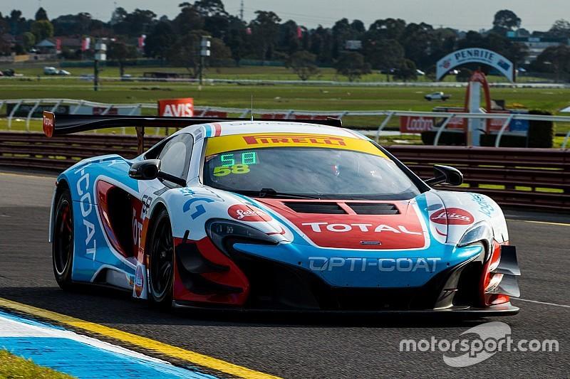 Lowndes, van Gisbergen join McLaren for Bathurst