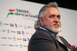 Bos Force India, Vijay Mallya, ditangkap di London