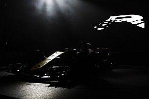 Renault presentará el RS18 de Carlos Sainz el 20 de febrero