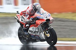 日本GP:FP2も雨。ドヴィツィオーゾが最速。野左根13位と好調維持