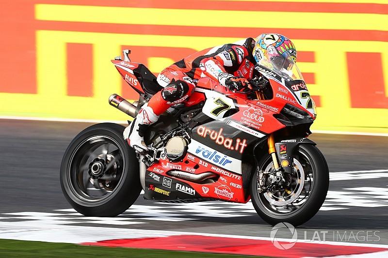 Davies gana en Francia y Yamaha hace su primer doblete en el podio
