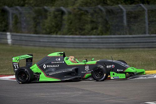 FR2.0 Nürburgring: Fenestraz op pole voor race twee