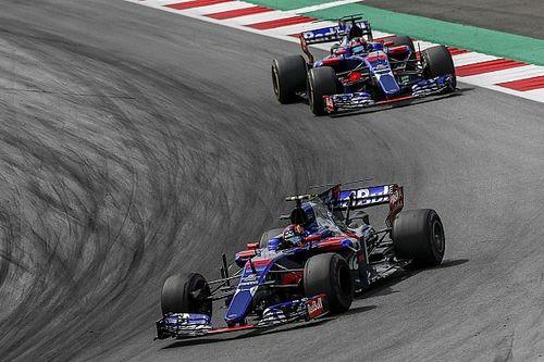 В Honda заявили о непричастности к выбору состава пилотов Toro Rosso