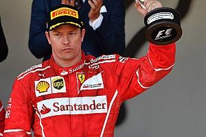 Kulcskérdések megválaszolva: Ha a Ferrari Räikkönen győzelmét akarta volna, akkor a finn nyer...