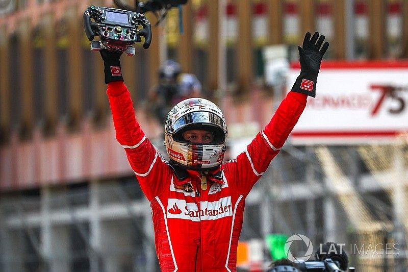 Análisis: ¿Favoreció Ferrari a Vettel en Mónaco?