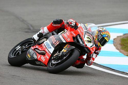 """Ducati, Davies: """"Mi cadevano tutti davanti, che faticaccia il podio"""""""