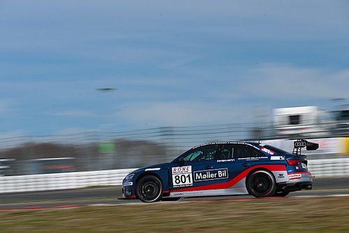 Al Nordschleife arriva la prima vittoria per un'Audi in Classe TCR