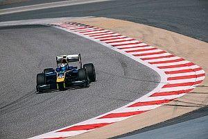 Latifi lidera el segundo día de test de la F2 en Bahrein