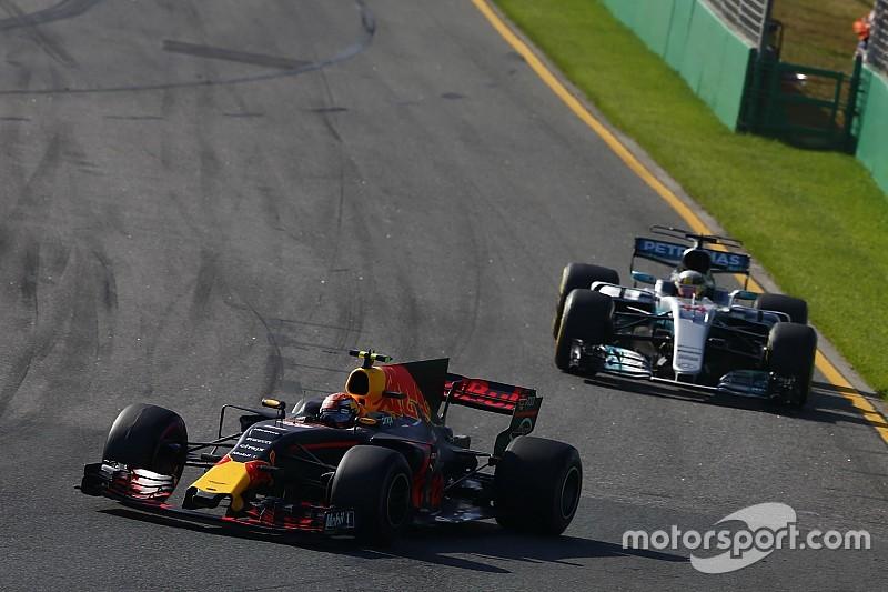"""Red Bull cree que Mercedes """"no estuvo tan lejos"""" en Melbourne"""