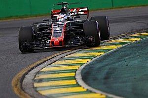"""Grosjean nach seinem Motorschaden: """"Klar, das tut weh"""""""