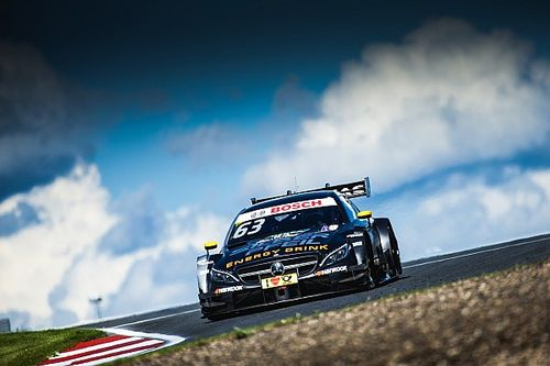 Moscow DTM: Engel takes shock maiden win in frantic race