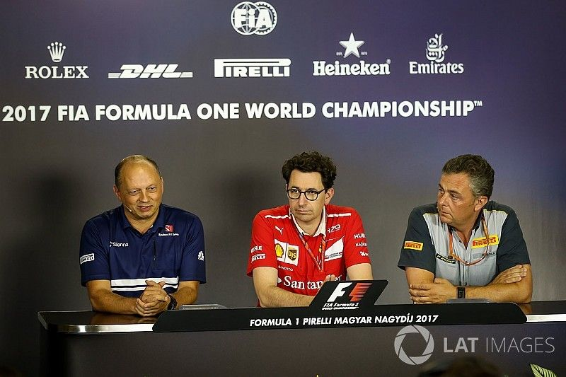 Hungarian GP: Friday's press conference