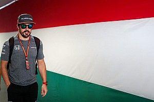 Alonso: el único momento positivo del 2017, ha sido Indy