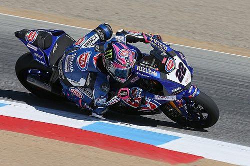 Alex Lowes reste chez Yamaha en 2018