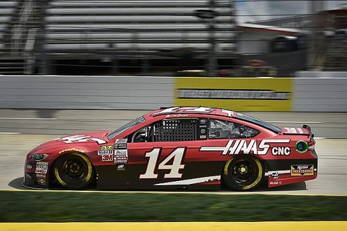 Bowyer leads final practice at Martinsville