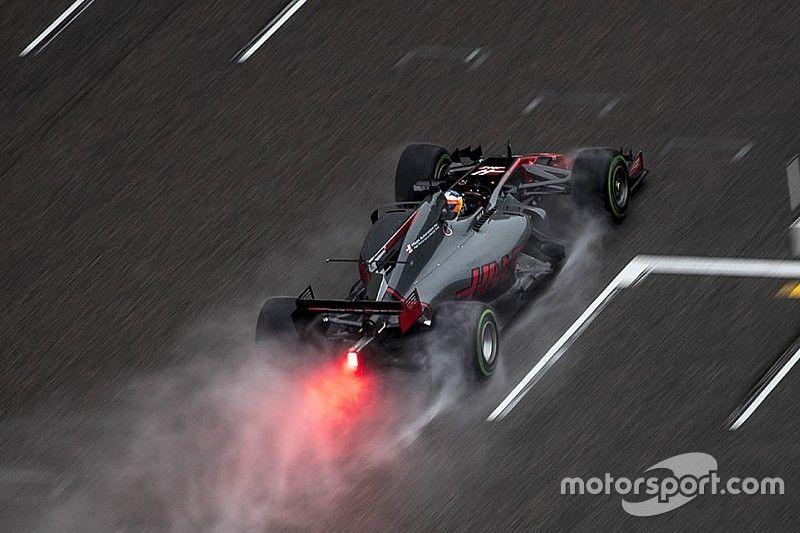 Déjà un nouveau turbo pour Grosjean