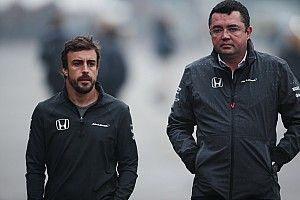"""Boullier: """"Hay vida fuera del paddock de la F1"""""""