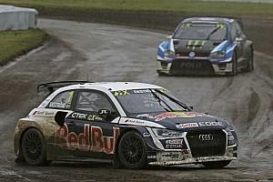 World Rallycross Actualités Championnats - Ekström et Volkswagen, premiers leaders