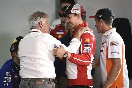 """Lorenzo contro Agostini: """"Ho fallito in Ducati? Questa è bella!"""""""