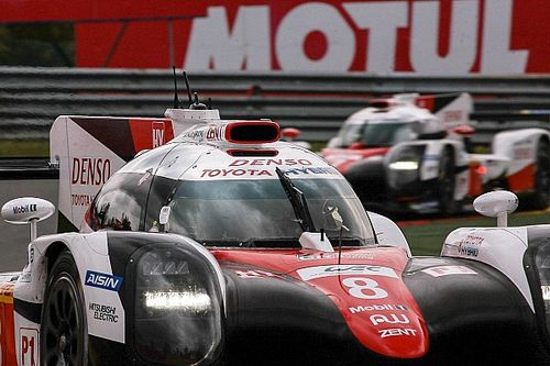 Spa, 6° Ora: storica doppietta Toyota
