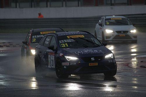 Il fascino della notturna per la gara del sabato del TCS a Misano