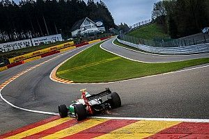 Alfonso Celis Jr. domina Gara 1 a Spa-Francorchamps