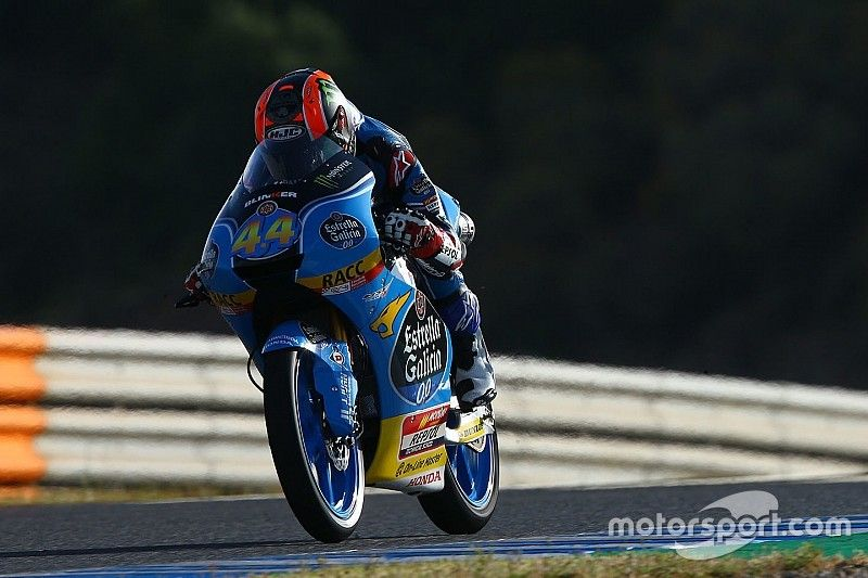 Canet voor pole-man Martin in warm-up Spaanse Grand Prix