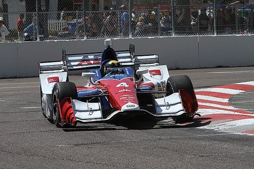 Foyt puzzled by Daly braking woes in St Pete qualifying