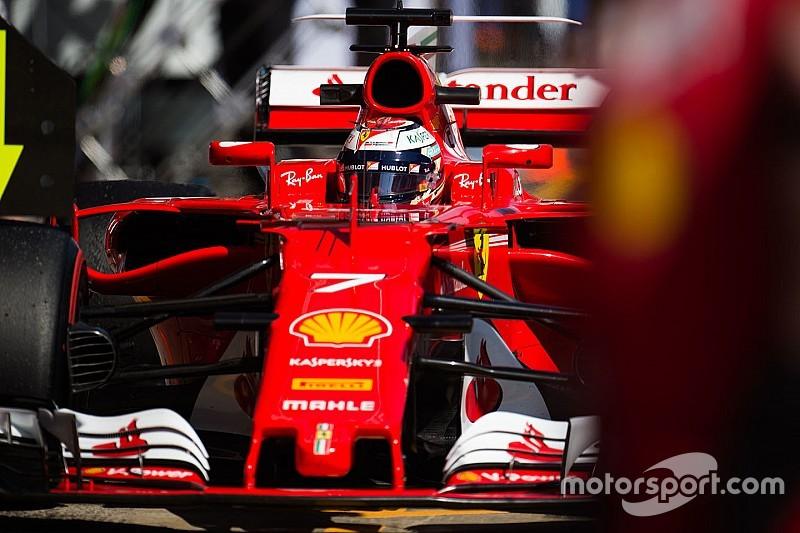 """Räikkönen : """"Beaucoup mieux qu'il y a un an"""""""