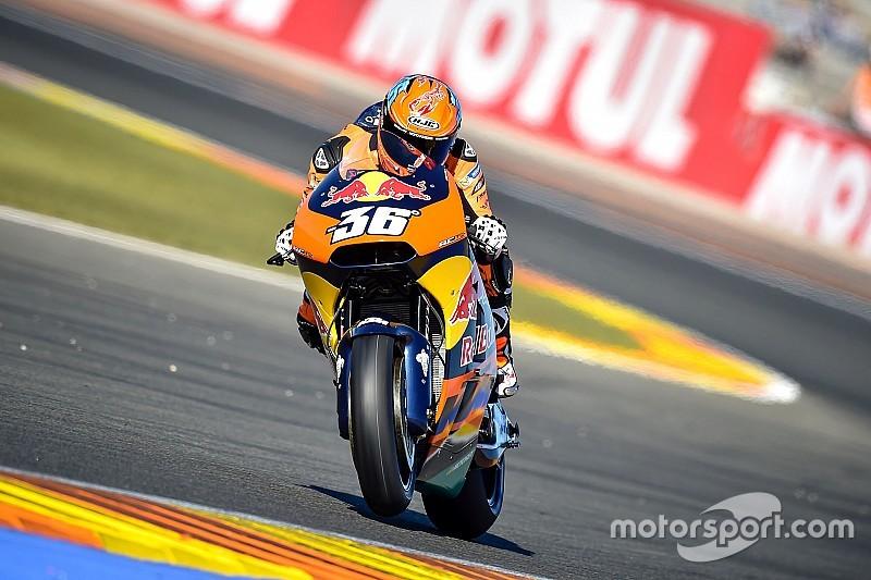 KTM tester Kallio gets two MotoGP wildcard outings