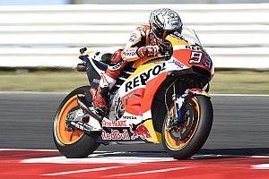 """Márquez pense avoir """"un bon niveau"""" pour rivaliser avec les Ducati"""