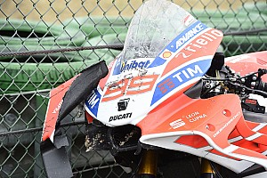 MotoGP Actualités Nouveau record absolu de chutes à Misano