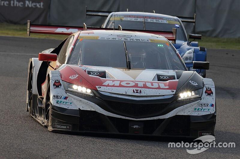 Button bejelentette, az utolsó versenye következik a Super GT-ben