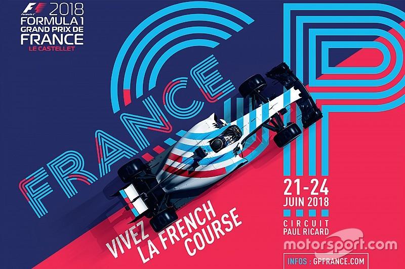 GP de France: affiche, slogan et billetterie annoncés