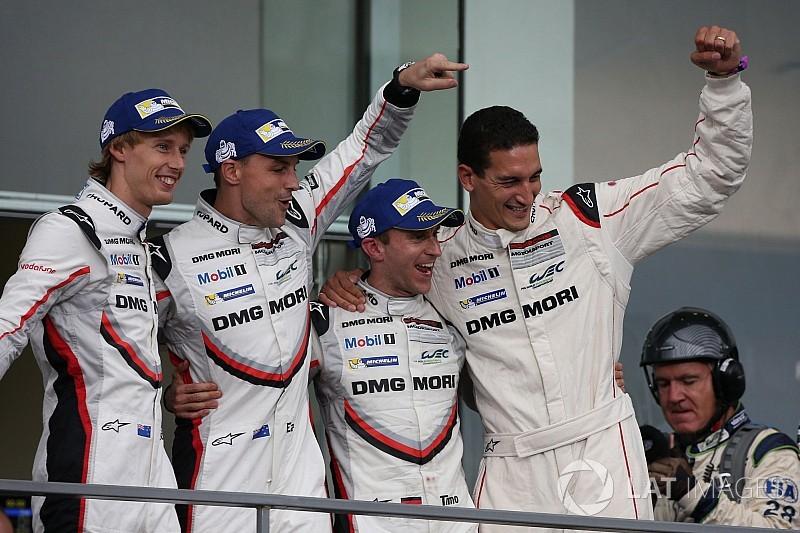 Porsche faz 1-2 no México; Senna vence na LMP2