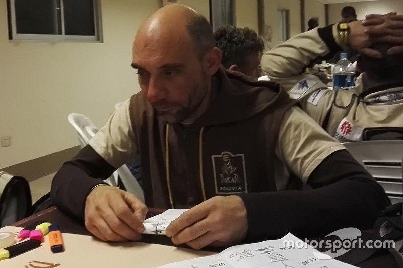 Dakar, Olivetto costretto al ritiro per la rottura del motore sulla sua KTM
