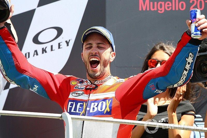 Le Mugello, la plus belle émotion de l'année pour Dovizioso