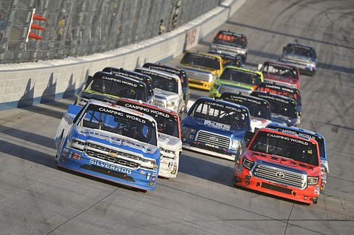 Five things to watch in Friday's NASCAR Truck race at Dover