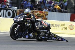 Sampey, Capps, Torrence, Anderson throw down in Englishtown
