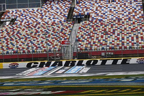 Dauerregen in Charlotte: Sprint-Showdown und Truck-Rennen verschoben