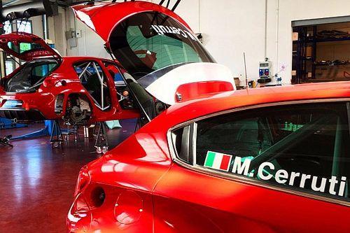 Il rosso Alfa accompagnerà il ritorno della Giulietta TCR?