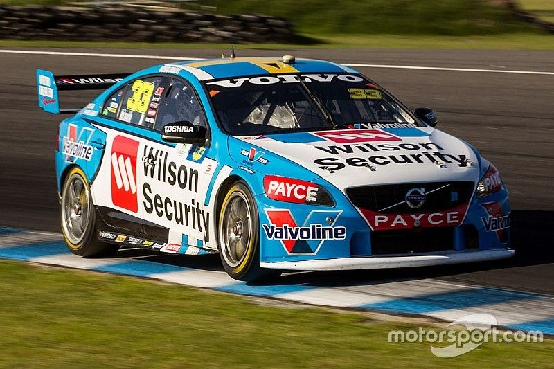 Rogers focused on winning title, not Volvo deal