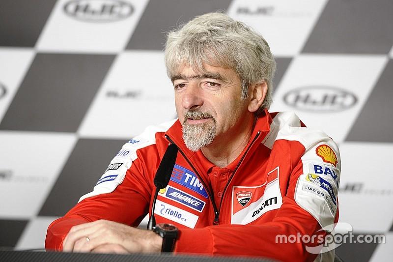 Ducati insiste en su inocencia a la inconformidad de Honda