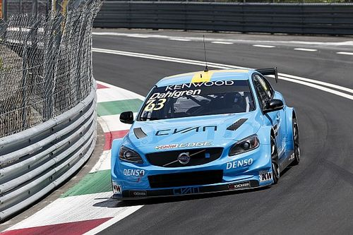 Dahlgren back at Volvo for Qatar WTCC round