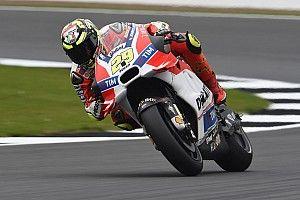 Iannone heeft spijt van vertrek bij Ducati