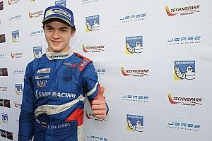 Orudzhev joins AVF for third F3.5 campaign