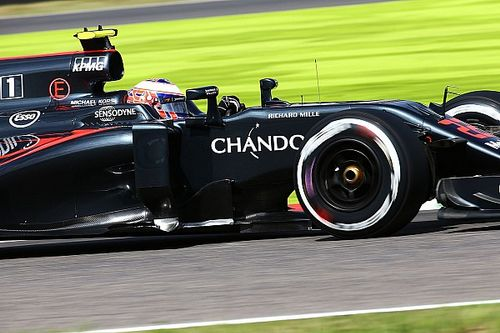 """Button says """"massive degradation"""" spoiling long-run pace"""