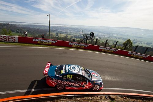 Lowndes disappointed with poor showing in Bathurst qualifying