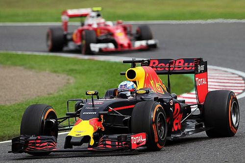 Red Bull surprised by how Ferrari gave up Japan podium