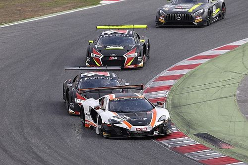 "Parente slams ""horrible"" penalty decision in Blancpain finale"